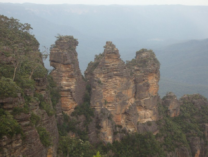 Photo Blue Mountains day tour located