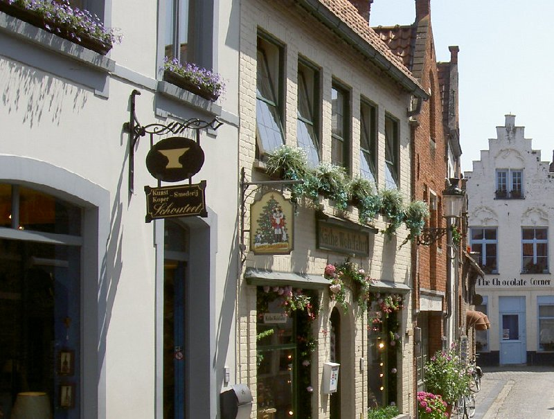 Beautiful hotel in Bruges, Belgium Review