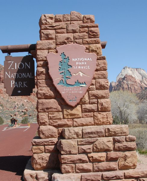 Zion National Park United States Blog Review