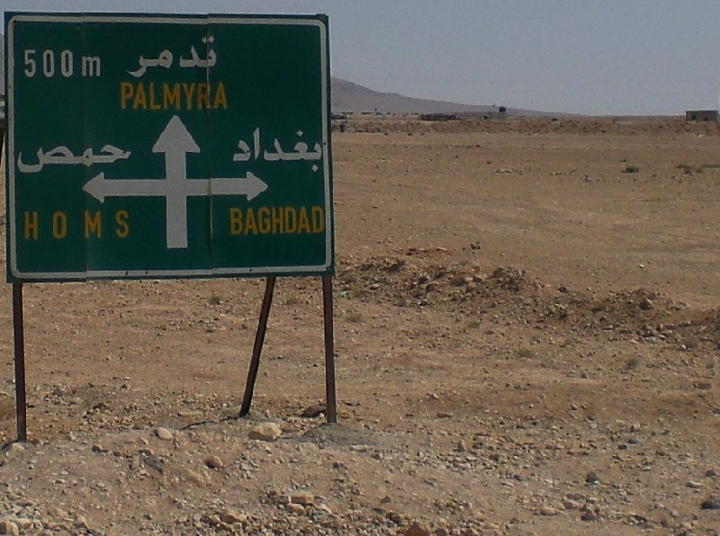 Guided Tour of Ancient Palmyra Syria Travel Guide