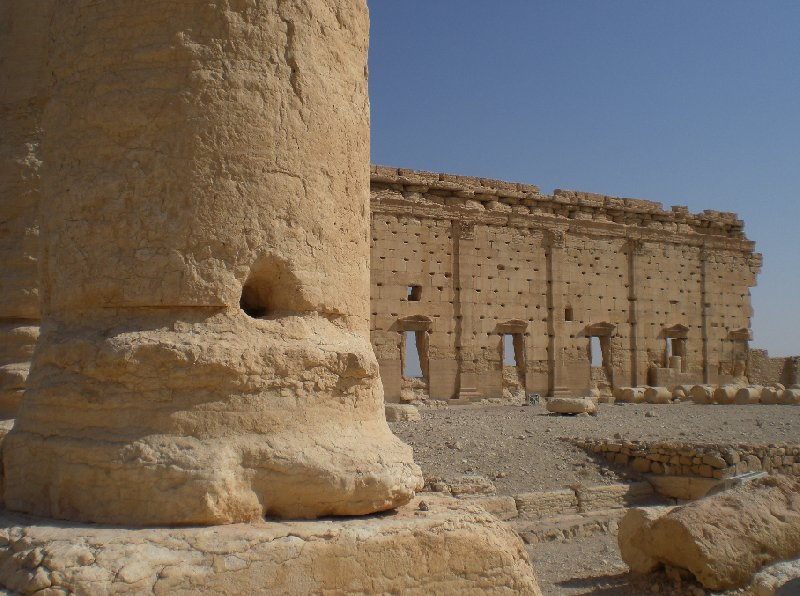 Palmyra Syria Trip Review