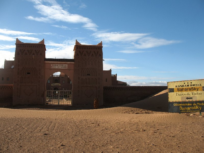 Sahara Desert Hotel in Zagora, Morocco Review Picture