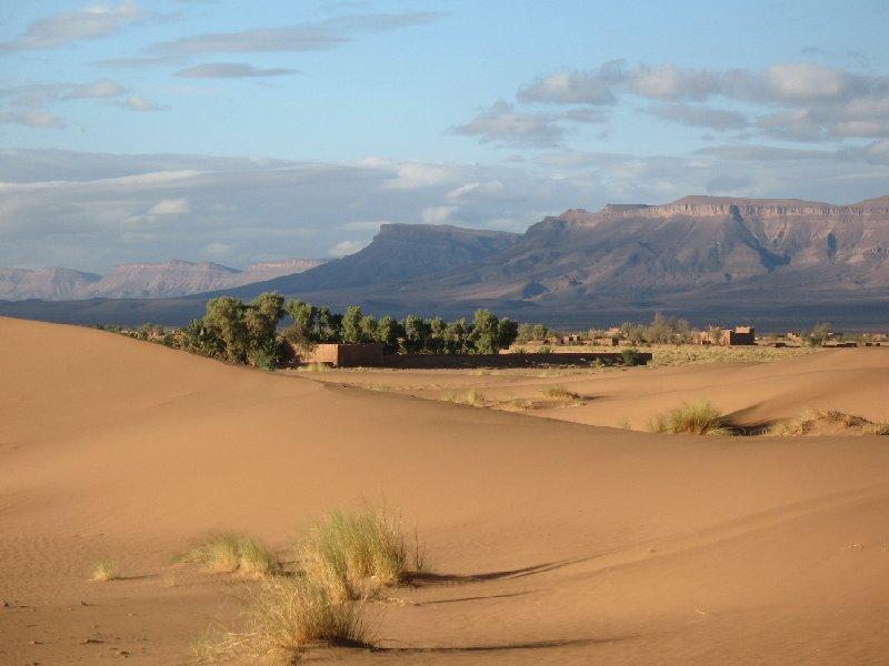 Sahara Desert Hotel in Zagora, Morocco Adventure