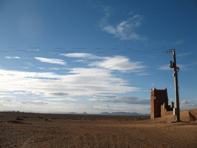 Sahara Desert Hotel in Zagora, Morocco Story Sharing