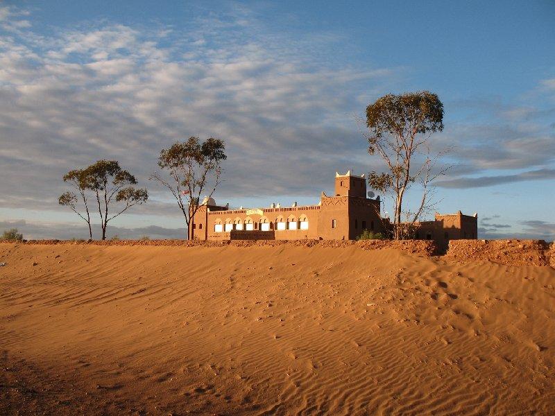 Sahara Desert Hotel in Zagora, Morocco Blog Experience