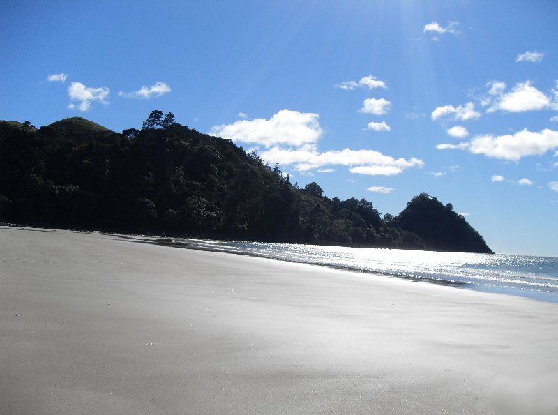 Holiday in Coromandel New Zealand Blog Review