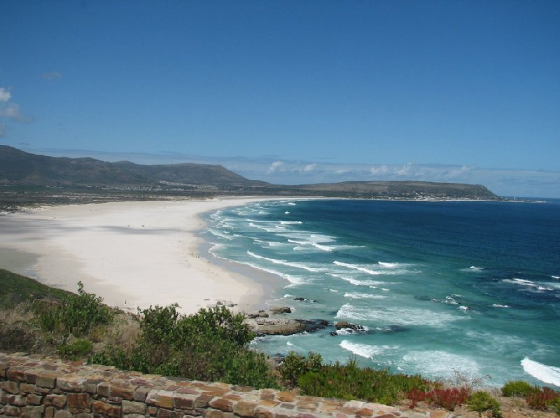 Cape Town Coastline South Africa Review Photograph