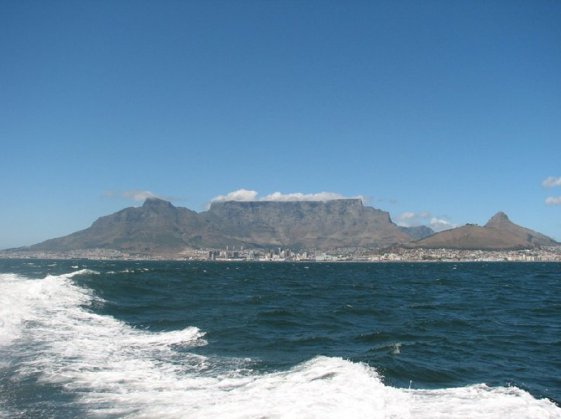 Cape Town South Africa Vacation