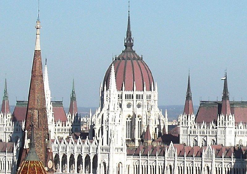 Budapest Hungary Trip
