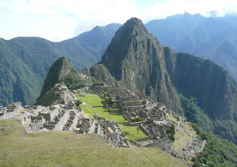 Photo Machu Picchu tour by train number