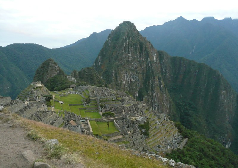 Photo Machu Picchu tour by train landscapes