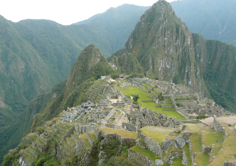 Machu Picchu tour by train Peru Travel Album