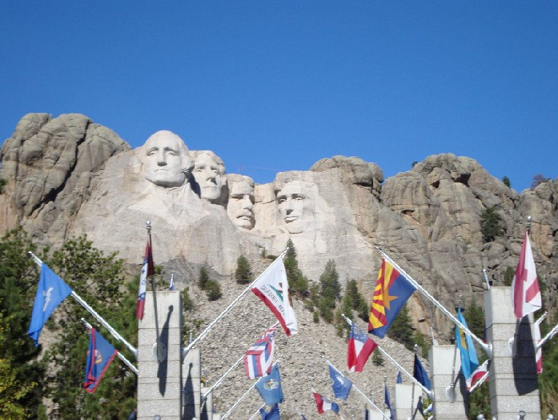 Photo Travel to Mount Rushmore in South Dakota pictures
