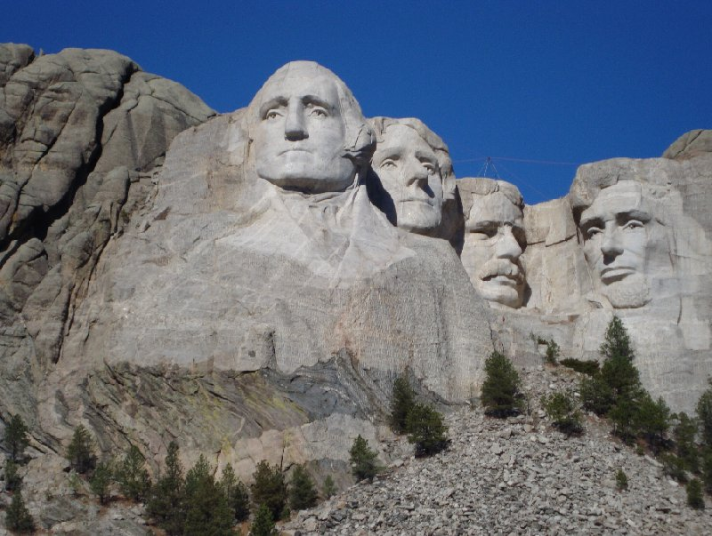 Photo Travel to Mount Rushmore in South Dakota travelled