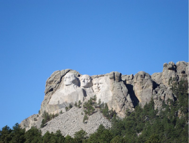 Photo Travel to Mount Rushmore in South Dakota national