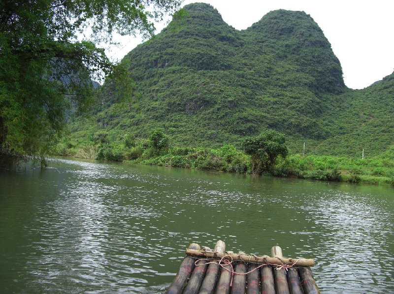 Photo Yangshuo China Rock Climbing Paradise Yongshuo