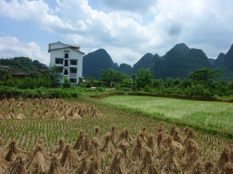 Yangshuo China Rock Climbing Paradise YangshLIO Diary Sharing