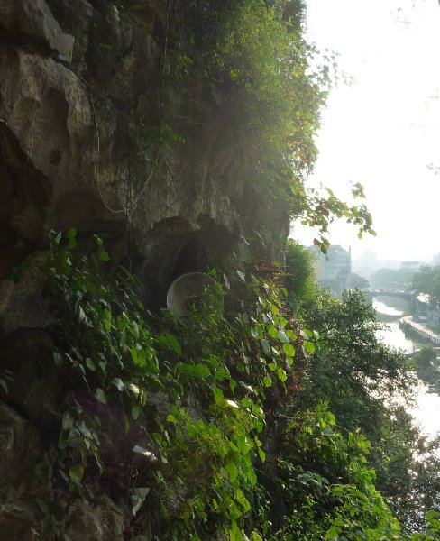 Photo Yangshuo China Rock Climbing Paradise exciting