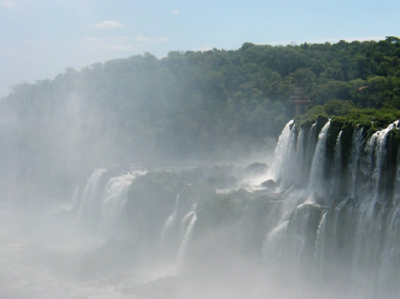 Iguazu Falls guided tour Iguazu River Brazil Trip Review