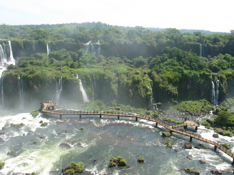 Iguazu River Brazil Travel Sharing