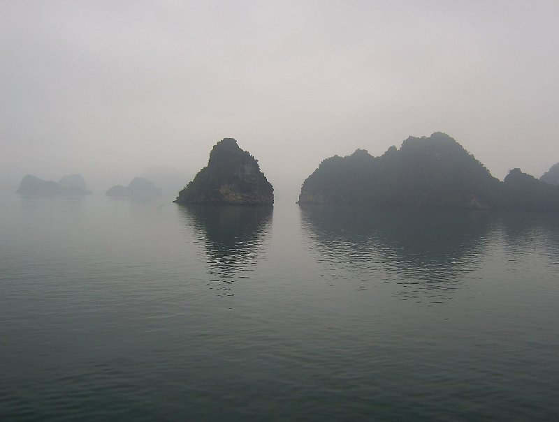 Photo Emeraude Cruise Halong Bay mystic