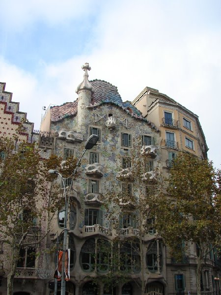 Barcelona Spain Vacation Pictures