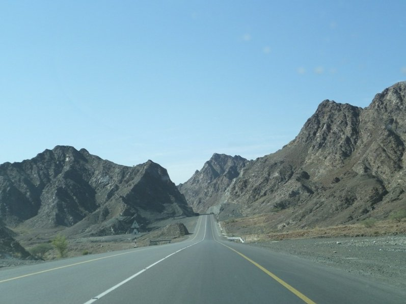 Photo Travel to Muscat Oman earlier