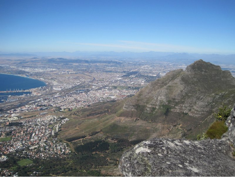 Cape Town Coastline South Africa Diary Information