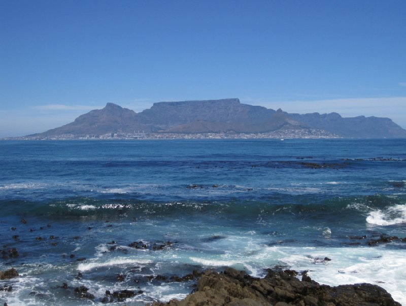 Cape Town Coastline South Africa Travel Tips