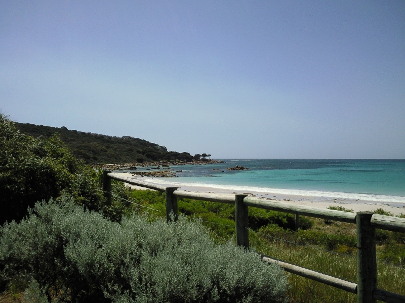Western Australia Tour, Cape Naturaliste Travel Album
