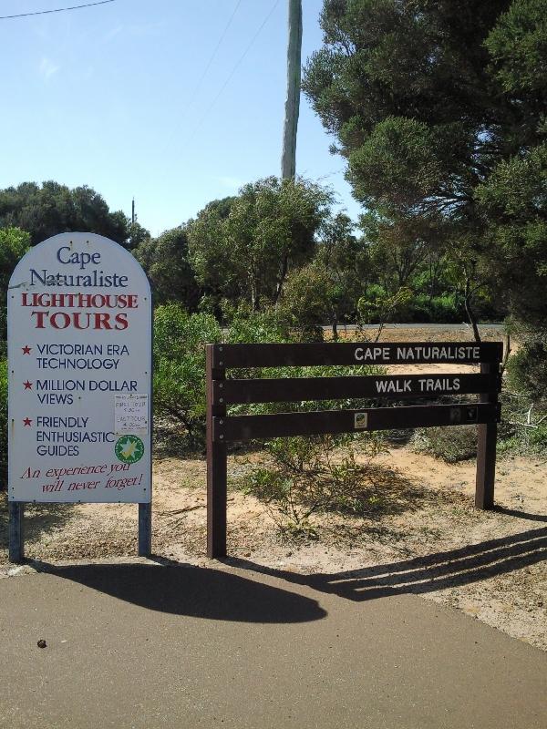 Western Australia Tour, Cape Naturaliste Blog