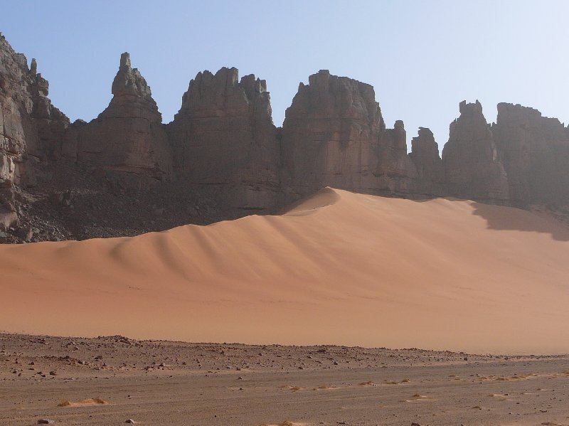 Libyan desert tour in the Sahara Tadrart Review Photograph