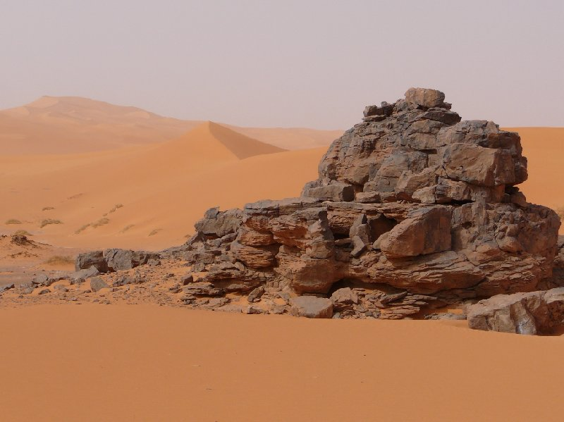 Libyan desert tour in the Sahara Tadrart Travel Package