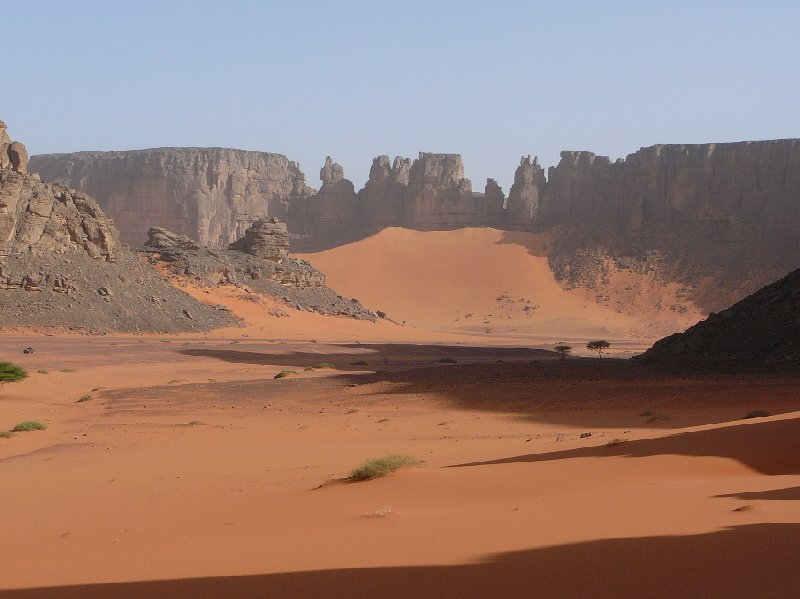 Photo Libyan desert tour in the Sahara experience