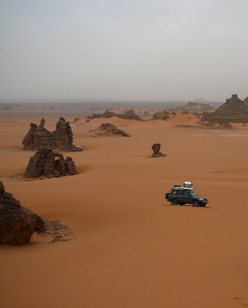 Photo Libyan desert tour in the Sahara Libyan