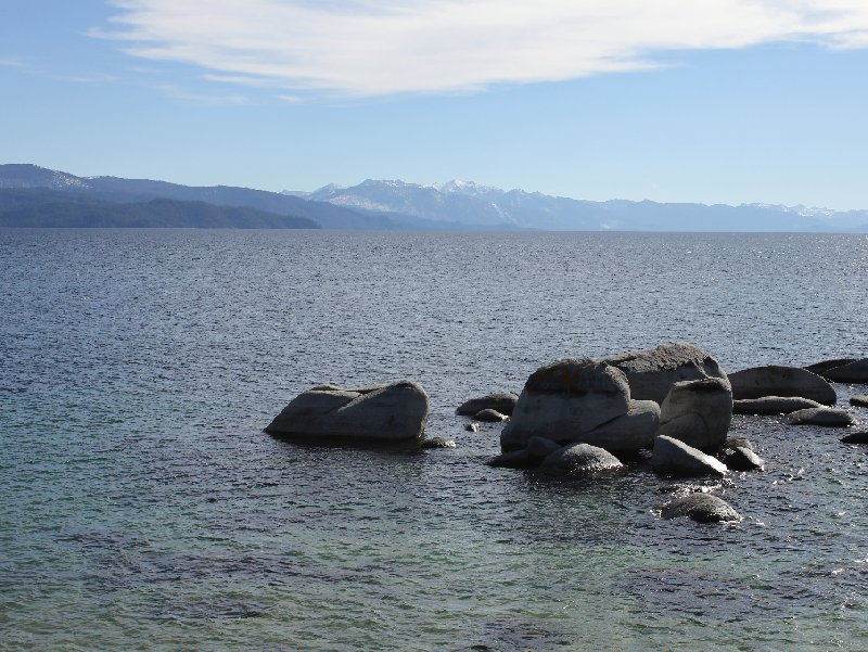 Lake Tahoe Weekend Getaway United States Diary