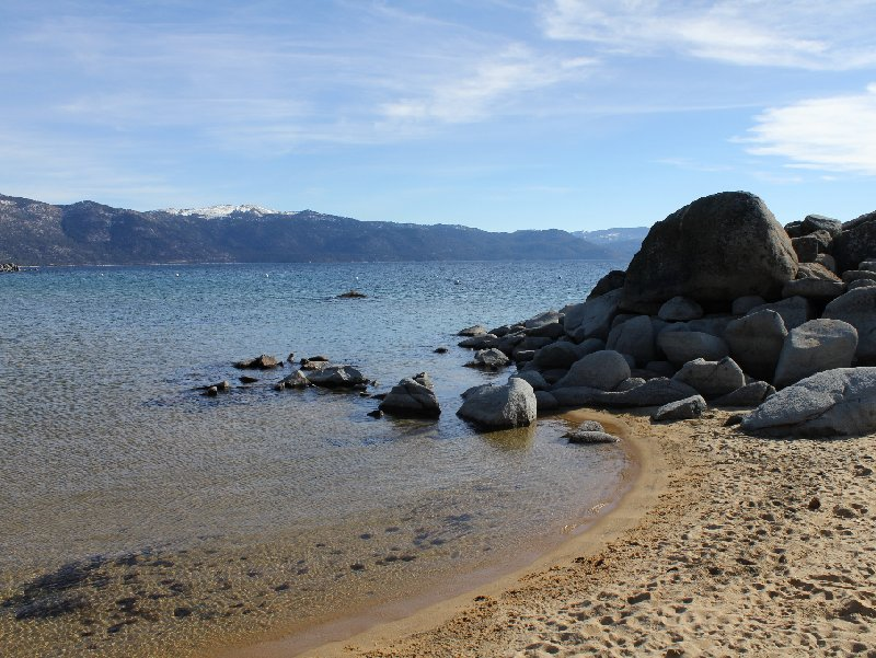Lake Tahoe Weekend Getaway United States Holiday Experience