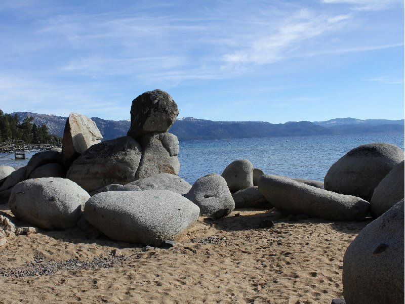 Lake Tahoe Weekend Getaway United States Diary Picture