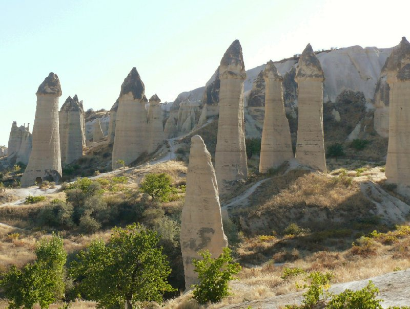 Photo Holiday in Cappadocia Turkey planet