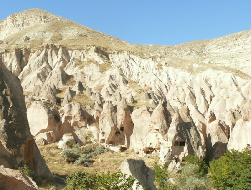 Photo Holiday in Cappadocia Turkey houses