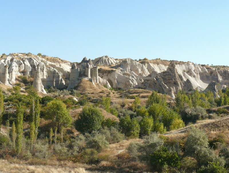 Cappadocia Turkey Travel Sharing
