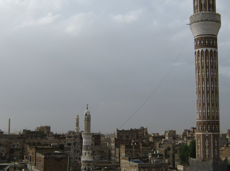 Flight to Sana'a, my vacation in Yemen Sanaa Travel Diary
