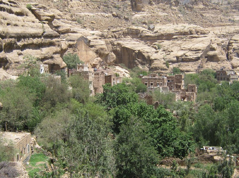 Flight to Sana'a, my vacation in Yemen Sanaa Travel Information