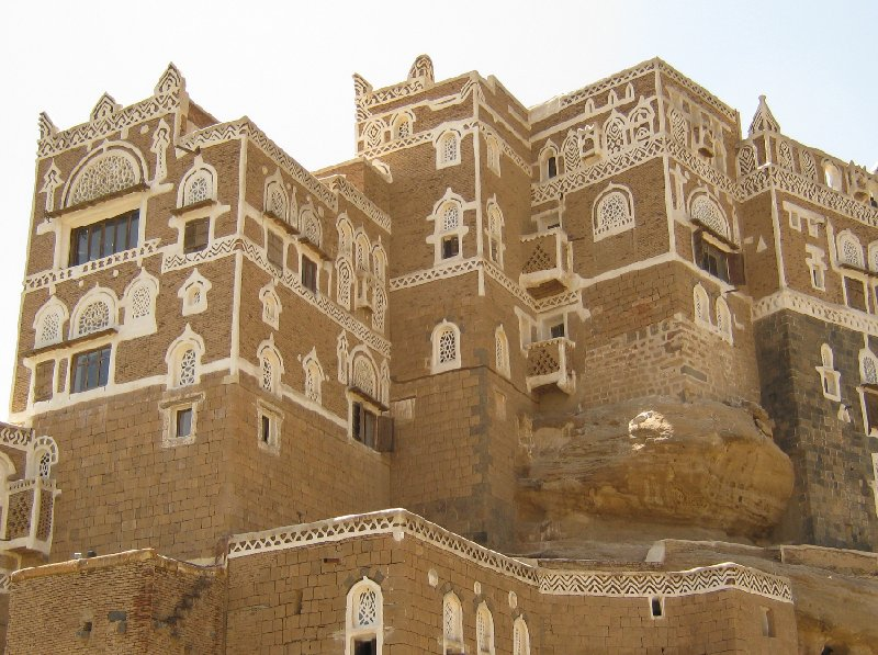 Sanaa Yemen Travel Blog