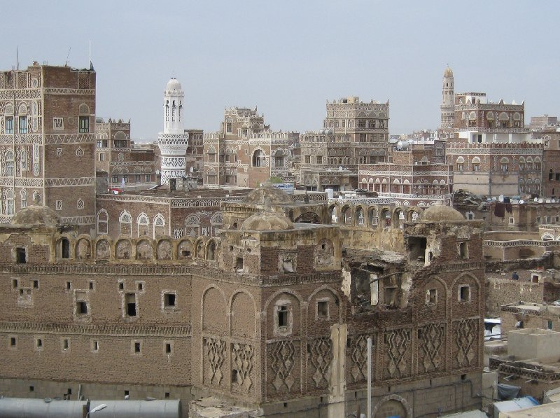 Sanaa Yemen Vacation