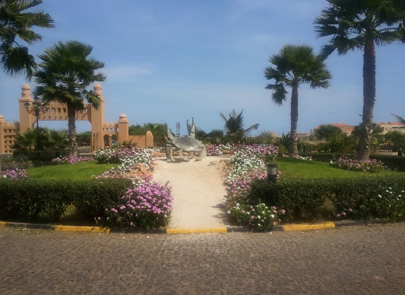 Great Hotel Santa Maria Cape Verde Trip Pictures