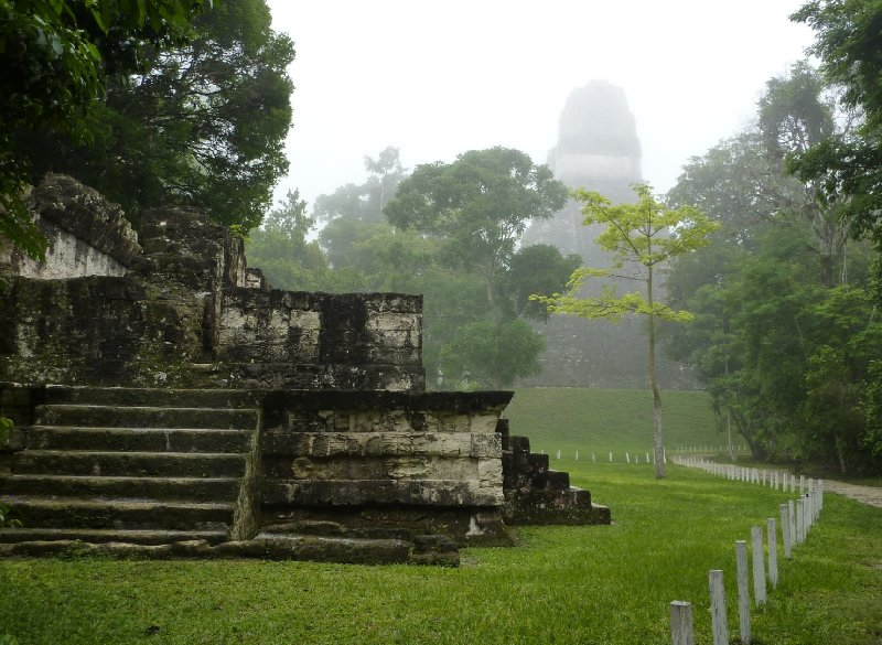 Tikal Tour of the Mayan Ruins, Guatemala Album Sharing