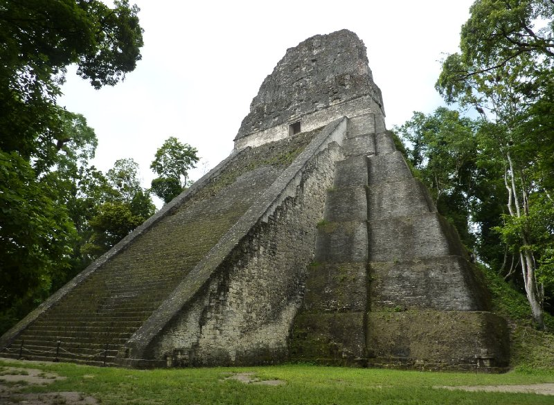 Tikal Tour of the Mayan Ruins, Guatemala Vacation Picture