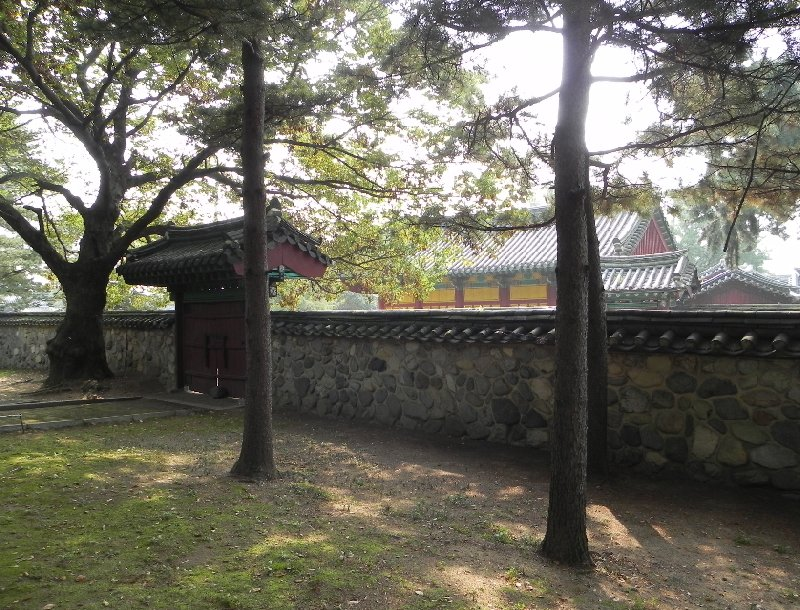 Gyeongju-si South Korea Vacation Diary