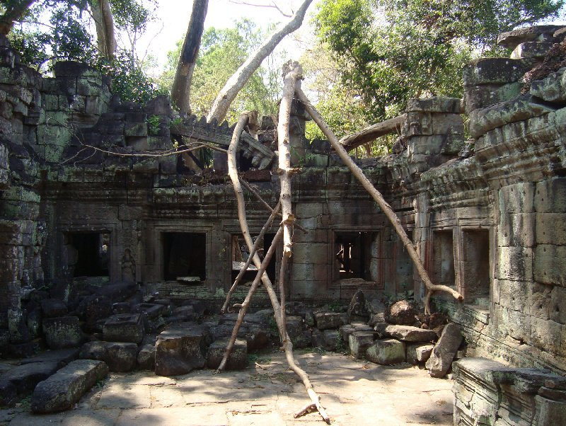 Siem Reap Cambodia Travel Photo